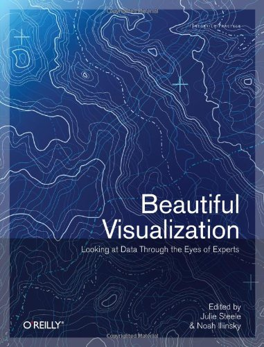 Cover: Beautiful Visualization: Looking at Data through the Eyes of Experts (Theory in Practice)