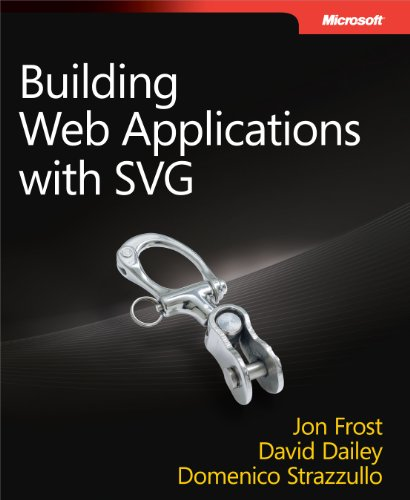 Cover: Building Web Applications with SVG (Developer Reference)
