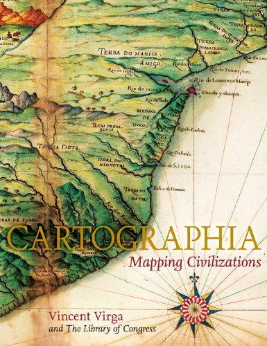Cover: Cartographia: Mapping Civilizations