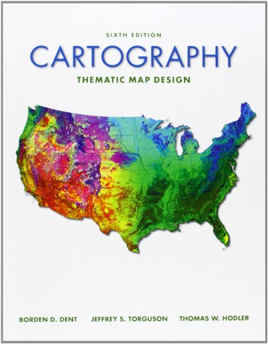 Cover: Cartography: Thematic Map Design
