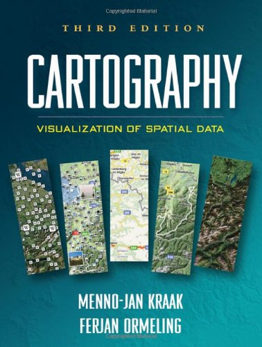 Cover: Cartography, Third Edition: Visualization of Spatial Data