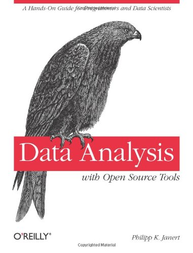 Cover: Data Analysis with Open Source Tools
