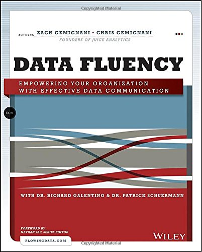 Cover: Data Fluency: Empowering Your Organization with Effective Data Communication