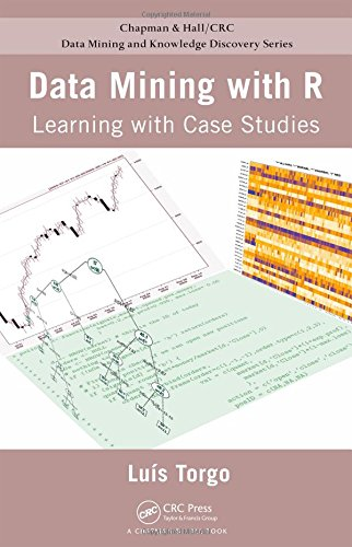 Cover: Data Mining with R: Learning with Case Studies (Chapman & Hall/CRC Data Mining and Knowledge Discovery Series)