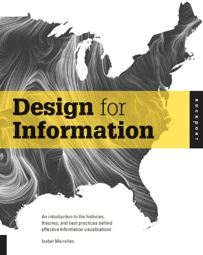 Cover: Design for Information: An Introduction to the Histories, Theories, and Best Practices Behind Effective Information Visualizations
