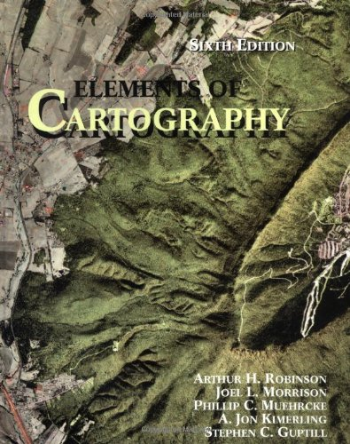 Cover: Elements of Cartography
