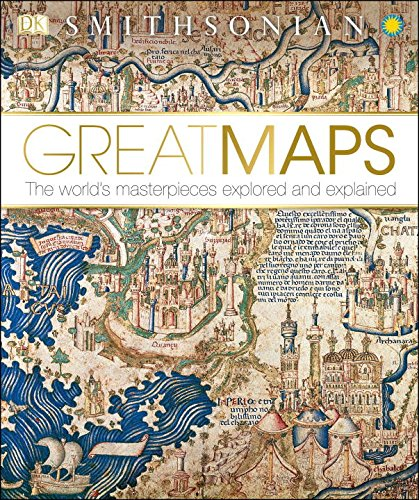 Cover: Great Maps (Dk Smithsonian)