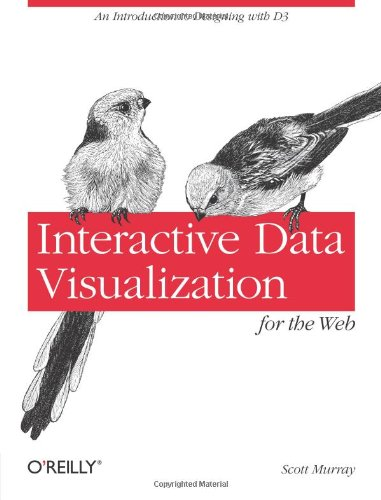 Cover: Interactive Data Visualization for the Web