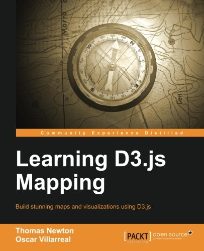 Cover: Learning D3.js Mapping
