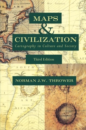 Cover: Maps and Civilization: Cartography in Culture and Society, Third Edition