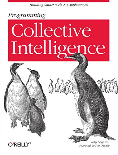 Cover: Programming Collective Intelligence: Building Smart Web 2.0 Applications