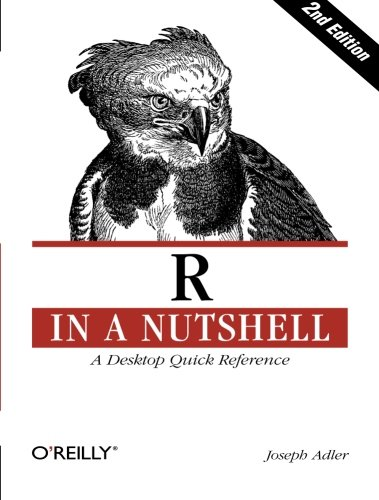 Cover: R in a Nutshell (In a Nutshell (O'Reilly))