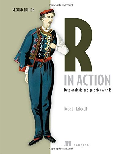 Cover: R in Action: Data Analysis and Graphics with R