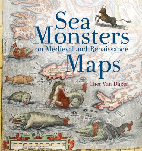 Cover: Sea Monsters on Medieval and Renaissance Maps