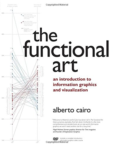 Cover: The Functional Art: An introduction to information graphics and visualization (Voices That Matter)
