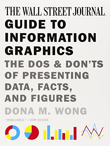 Cover: The Wall Street Journal Guide to Information Graphics: The Dos and Don'ts of Presenting Data, Facts, and Figures
