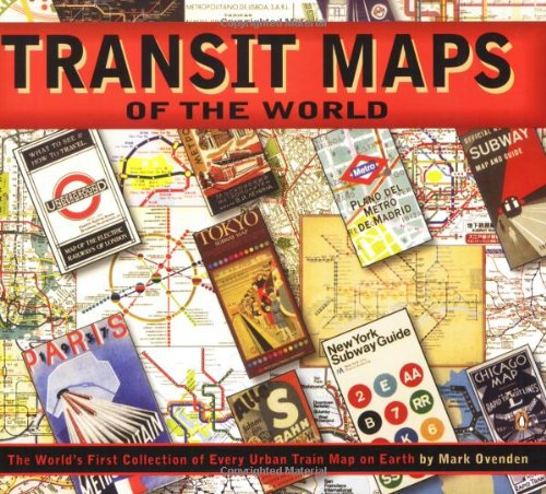 Cover: Transit Maps of the World