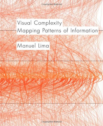 Cover: Visual Complexity: Mapping Patterns of Information